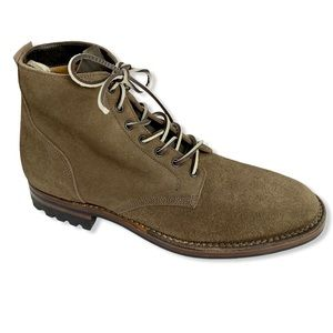 Officine Creative Victoria Suede Boots  Like New